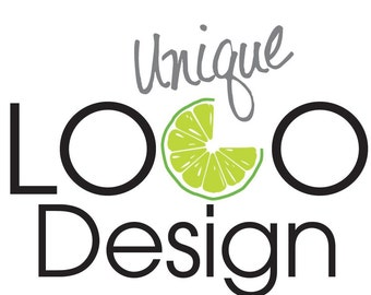 Unique LOGO Design - graphic design, logo designer, small business, shop logo