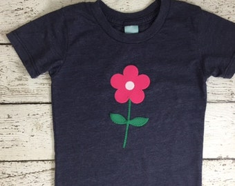 Flower girl gift, flower girl shirt, flower shirt, girl's tshirt, flower girl
