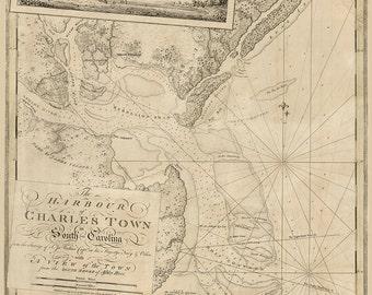 Charleston Harbor – 1777