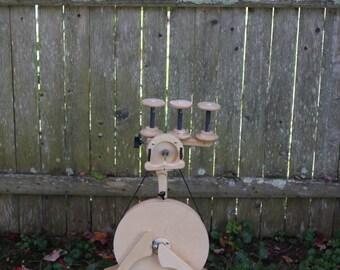 Pollywog Spinning Wheel