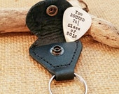 Graduation Gift - Personalize Guitar Pick - Personalize Graduation key chain - Custom guitar pick and keychain
