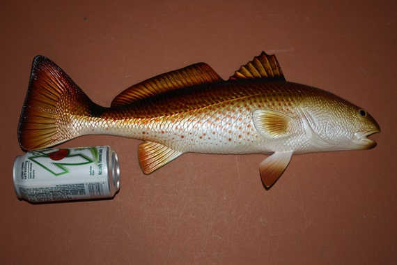 19 inch redfish replica free shipping make your own fish for Create your own fish