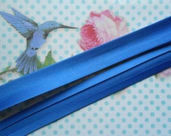 Satin Bias Tape Binding Royal Blue