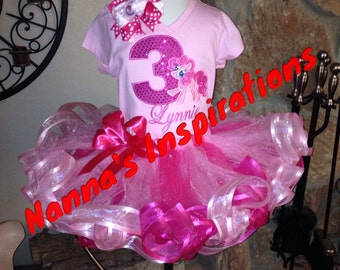 Pinki Pie tutu set