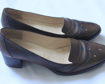 Bruno Magli Loafers Size 39.5