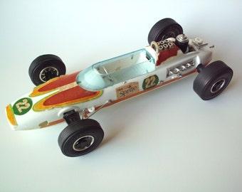 Vintage 1960's Testors Gas Powered Sprite Indy Race Car