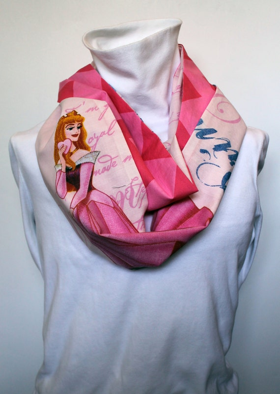 Disney Sleeping Beauty Women's Infinity Scarf