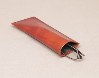 Glasses Case - Orange