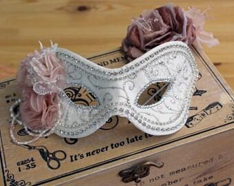 Lace Mask~  Wedding Masquerade Ball Mask
