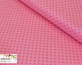 Hot Pink Tone-on-Tone Small Dots from Riley Blake
