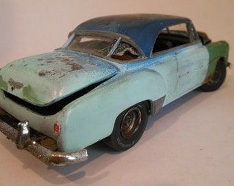 Classicwrecks ,Rusted Wreck, Scale Model, Chevy Car,RatRod,Barn Find