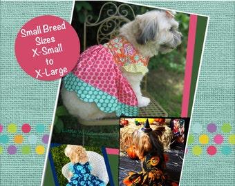 LaRae's Scalloped Dress Pattern for Dogs