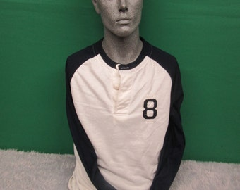 Sports adult henley  #634