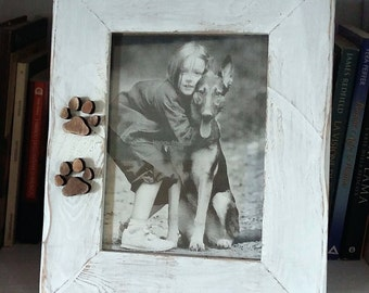Picture Frame with paws
