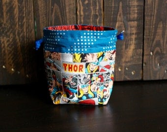 Dice Bag ~ Thor Comic