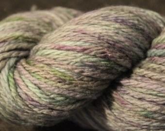Hand Dyed Yarn: BFG (Big Friendly Giant) - Aran Weight Yarn (MCN) Ready to Ship