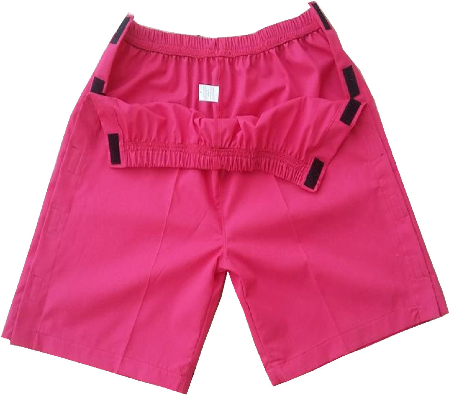 side open shorts adaptive clothing disabled clothes