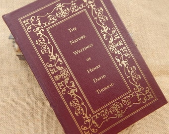 The Nature Writings Of Henry David Thoreau