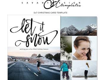 Christmas Card Christmas Cards, Holiday Cards, Printable, Christmas Photo Card, CC403A