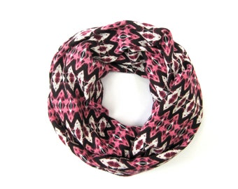 Argyle Scarf, Toddler Scarf, Girl Scarf, Kid Scarf, Pink Scarf, Children Clothing, Under 5 Dollars, Toddler Gift, Ready To Ship
