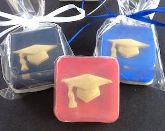 Graduation Cap Favors, cap and gown