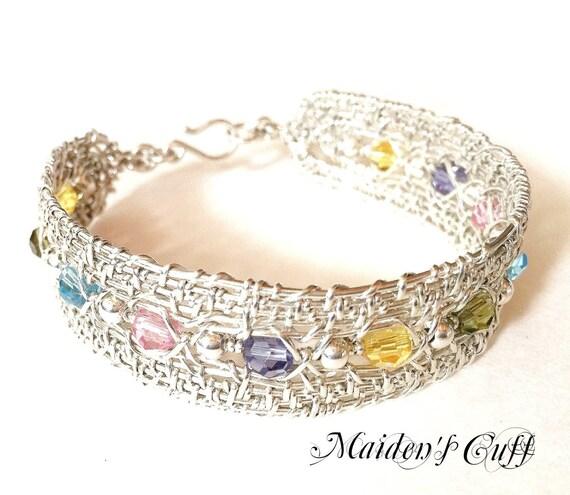 handmade woven bracelets - photo #21