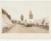 On the Road streamline American road trip Airstream social realism retro trailer found art photo vernacular photography fine art