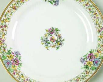 Dinner Plate...Haviland Narcissus Limoges
