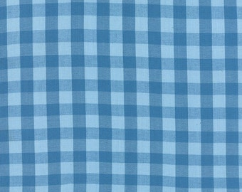 Moda - Dapper by LUKE - Dapper Sky Ocean Woven Check