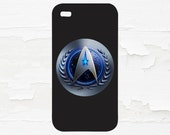 Star Trek Federation Cell Phone Case - iPhone Case - iPod Touch 5 Case - Samsung Galaxy Case