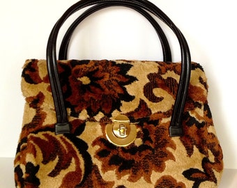 Carpet Bag 1960s
