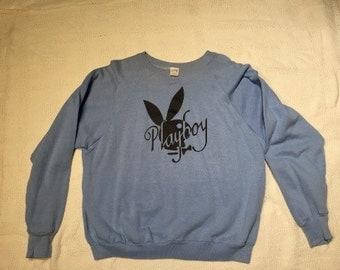Vintage super soft Playboy sweatshirt