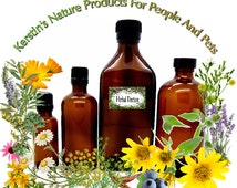Black Walnut Hull - Wormwood - Cloves Herbal Tincture ~Multiple Sizes