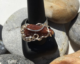 Jasper Adjustable ring