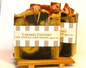 Caramel Chutney - a delicious smelling bar of soap