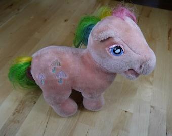 Vintage My Little Pony Plush