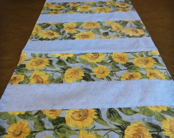 Sunflowers Table Runner