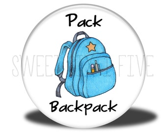 Pack Backpack - Chore Magnet