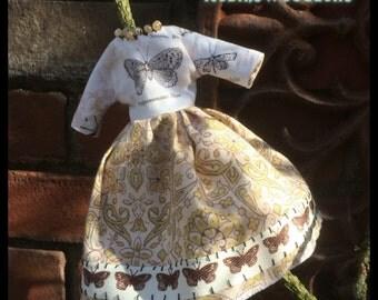 Butterfly Blythe Dress