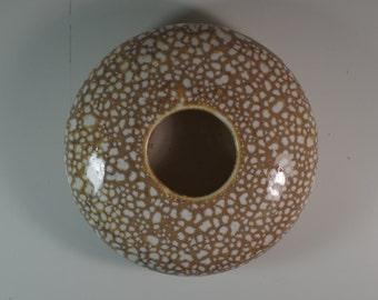 Villeroy & Boch Pebble Vase Shagreen Aspect Ikebana