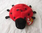 Vintage 1995 Beanie Baby Lucky the Ladybug