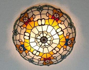 Teddy Bear   nursery lamp