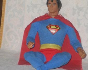 """Vintage Superman 12.5"""" 1977-1978 MEGO"""