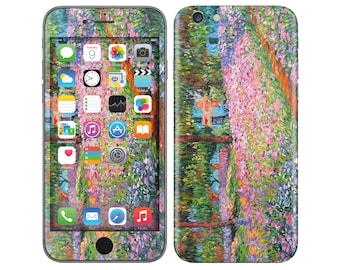 PAINTING iPhone Decal iPhone Skin iPhone Cover iPhone 6 Skin, iPhone 6 Plus Decal iPhone 6S Skin iPhone 6S Decal Cover iPhone 5 5S