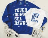 TOUCHDOWN - Women's/Unisex Crew Neck