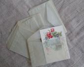 Glassine Envelopes Vintage Semi Transparent Lot of 50