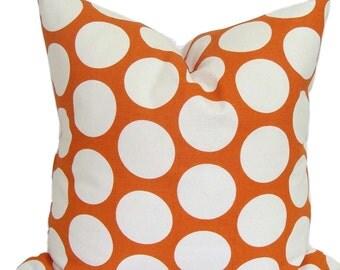 SALE PILLOW SALE.14x14 inch.Pillow Cover.Burnt Orange.Brown.Decorative Pillows.Throw Pillow Cover.Housewares.Home.Sweet Potato.Orange Pillow