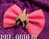 Pre-order Mickey and Minnie bow