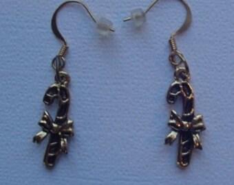 Xmas Pierced Earrings