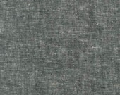 Robert Kaufman - Essex Yarn Dyed Linen - Black